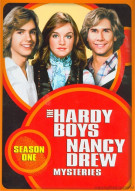 Hardy Boys Nancy Drew Mysteries, The: Season One (Repackage)