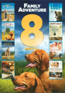 8 Movie Family Adventure: Volume Four