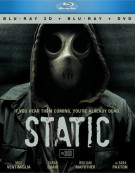 Static 3D (Blu-ray 3D + Blu-ray + DVD)
