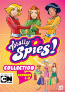 Totally Spies Collection: Seasons 1 - 3