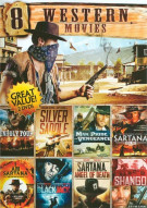 8 Movie Western: Volume Seven