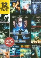 12 Film Action: Volume Two