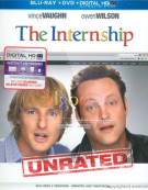Internship, The: Unrated (Blu-ray + DVD + Ultraviolet)