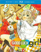 Binbo-Gami Ga!: Good Luck Girl! - The Complete Series Alternate Art (Blu-ray + DVD Combo)