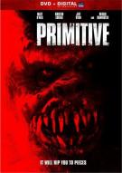Primitive (DVD + UltraViolet)