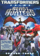 Transformers Prime: Complete Season Three