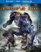 Pacific Rim (Blu-ray + DVD + Ultraviolet)