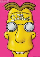 Simpsons, The: The Complete Sixteenth Season (Professor Frink Collectible Packaging)