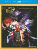 Aquarion: Season Two - Part One - Alternate Art (Blu-ray + DVD Combo)