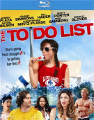 To Do List, The (Blu-ray + UltraViolet)