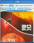 3D Sun / Mars 3D (Galactic Adventures Double Feature)