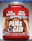 Pain And Gain: Special Collectors Edition (Blu-ray + Digital Copy)