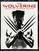 Wolverine, The: Unleashed Extended Edition 3D (Blu-ray 3D + Blu-ray + DVD + UltraViolet)