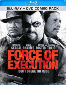 Of Execution (Blu-ray + DVD Combo)