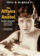 Affairs Of Anatol (Silent)