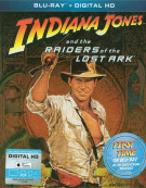 Indiana Jones And The Raiders Of The Lost Ark (Blu-ray + UltraViolet)