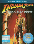 Indiana Jones And The Temple Of Doom (Blu-ray + UltraViolet)