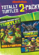 Teenage Mutant Ninja Turtles: Rise Of The Turtles / Enter Shredder (2 Pack)