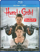Hansel And Gretel: Witch Hunters (Blu-ray + DVD Combo)