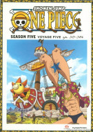 One Piece: Season Five - Fifth Voyage