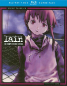 Serial Experiments Lain: The Complete Series - Classic (Blu-ray + DVD Combo)