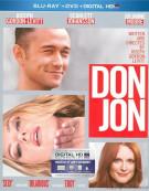 Don Jon (Blu-ray + DVD + UltraViolet)