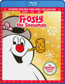 Frosty The Snowman (Blu-ray + DVD Combo)