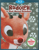 Rudolph The Red-Nosed Reindeer (Blu-ray + DVD Combo)