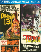 Terror, The / Dementia 13 (2 Pack)