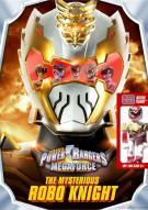 Power Rangers Mega: The Mysterious Robo Knight - Volume Two