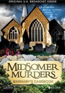 Midsomer Murders: Barnabys Casebook
