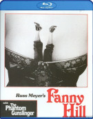 Fanny Hill / The Phantom Gunslinger (Blu-ray + DVD Combo)