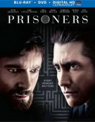 Prisoners (Blu-ray + DVD + UltraViolet)