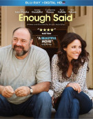 Enough Said (Blu-ray + UltraViolet)