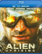Alien Uprising (Blu-ray + DVD Combo)