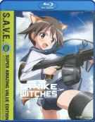Strike Witches: The Complete 1st Season - Repackage (Blu-ray + DVD Combo)