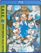 Strike Witches: The Complete 2nd Season - Repackage (Blu-ray + DVD Combo)