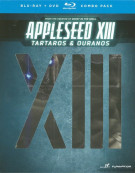 Appleseed XIII: Tartaros & Ouranos (Blu-ray + DVD Combo)