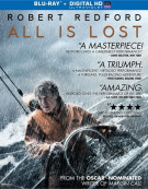 All Is Lost (Blu-ray + UltraViolet)