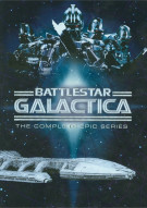 Battlestar Galactica: The Complete Epic Series (Repackage)