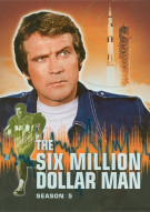 Six Million Dollar Man, The: Season 5