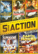 5 Movie Action Pack: Volume Four