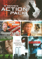 5 Movie Action Pack: Volume Seven