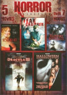 5 Movie Horror Collection