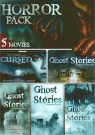 5 Movie Horror Pack: Volume Three