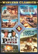4 Movie Western Classics