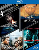 4 Film Favorites: Leonardo DiCaprio