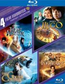 4 Film Favorites: Fantasy Adventure