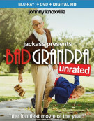 Jackass Presents: Bad Grandpa (Blu-ray + DVD + UltraViolet)