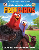 Free Birds (Blu-ray + DVD + Ultraviolet)
